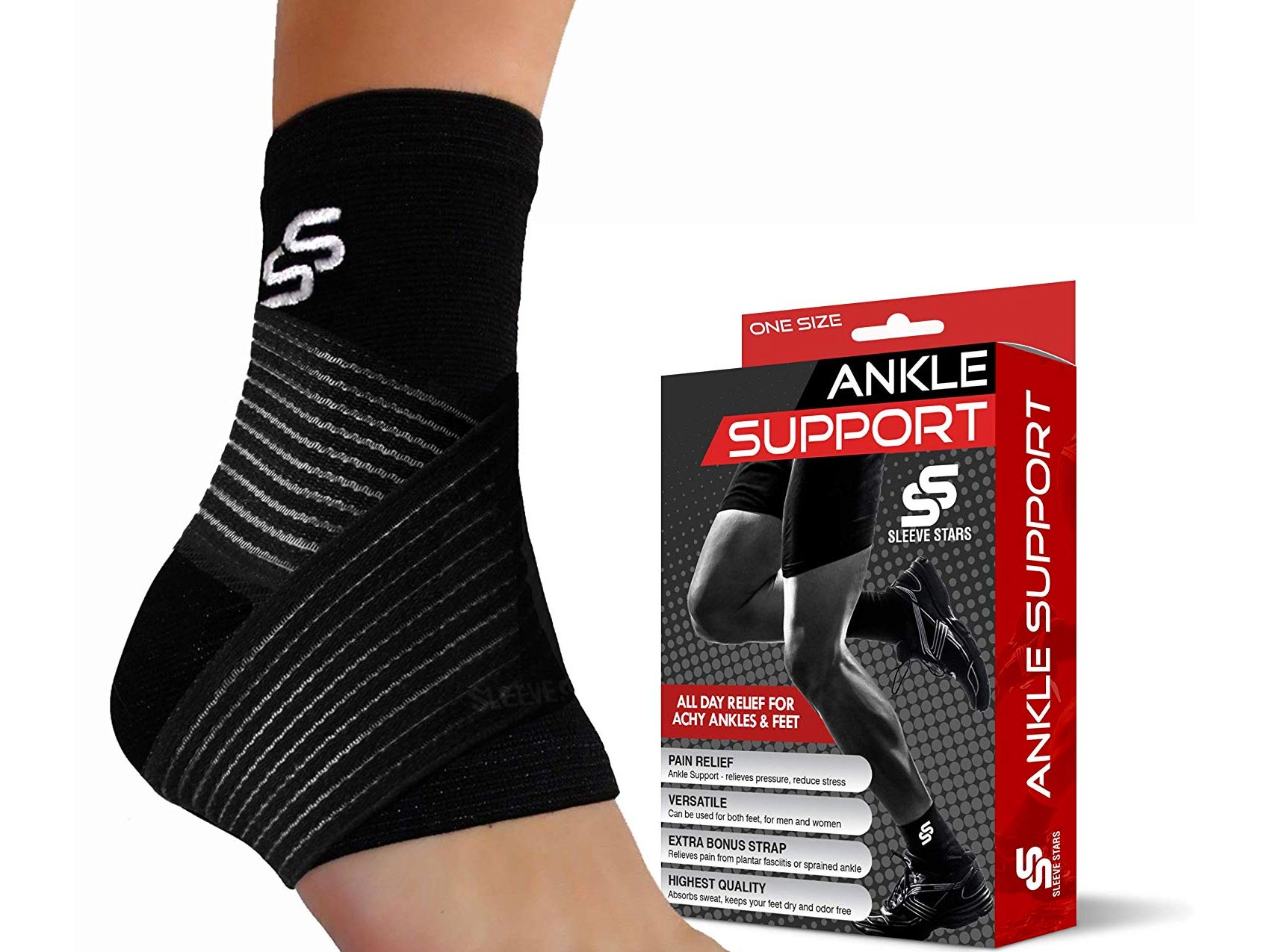 Ankle brace from Sleeve Stars