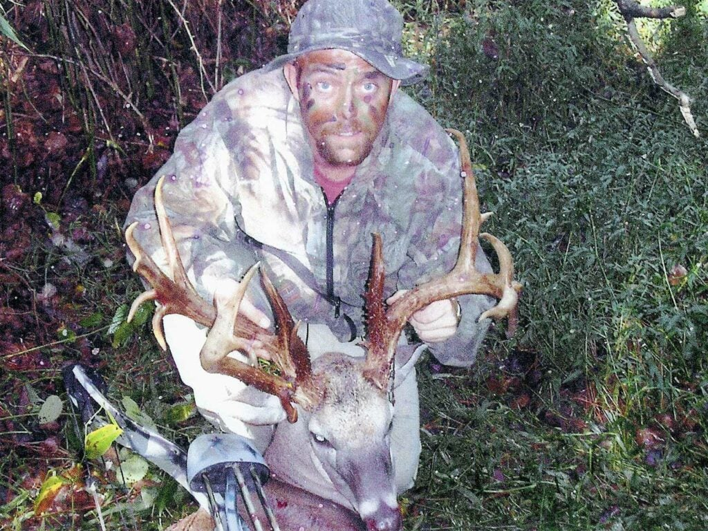 North Carolina's best non-typical bow buck