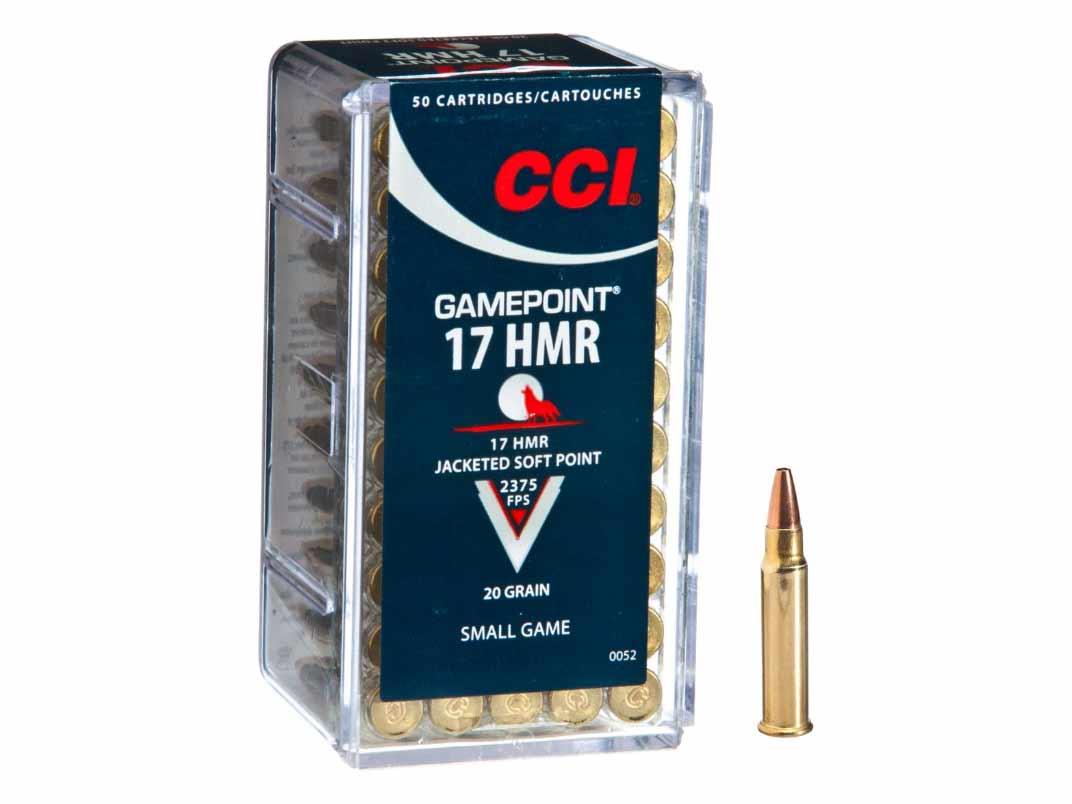 CCI Gamepoint in .17 HMR