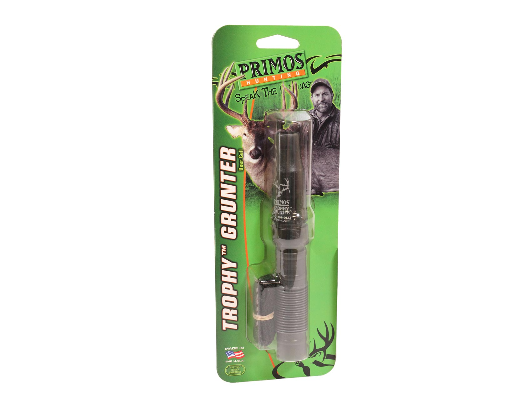 Primos trophy game call