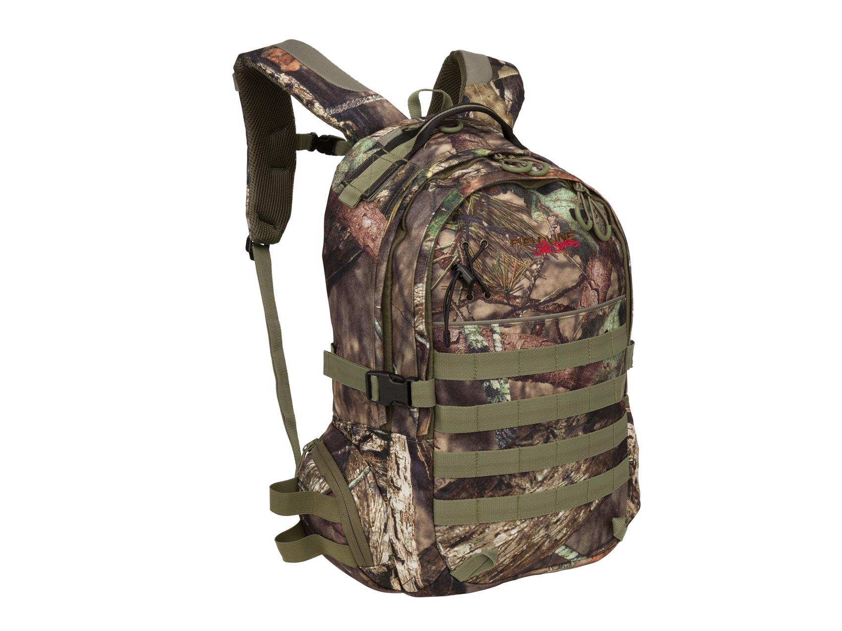 Fieldline camouflage backpack