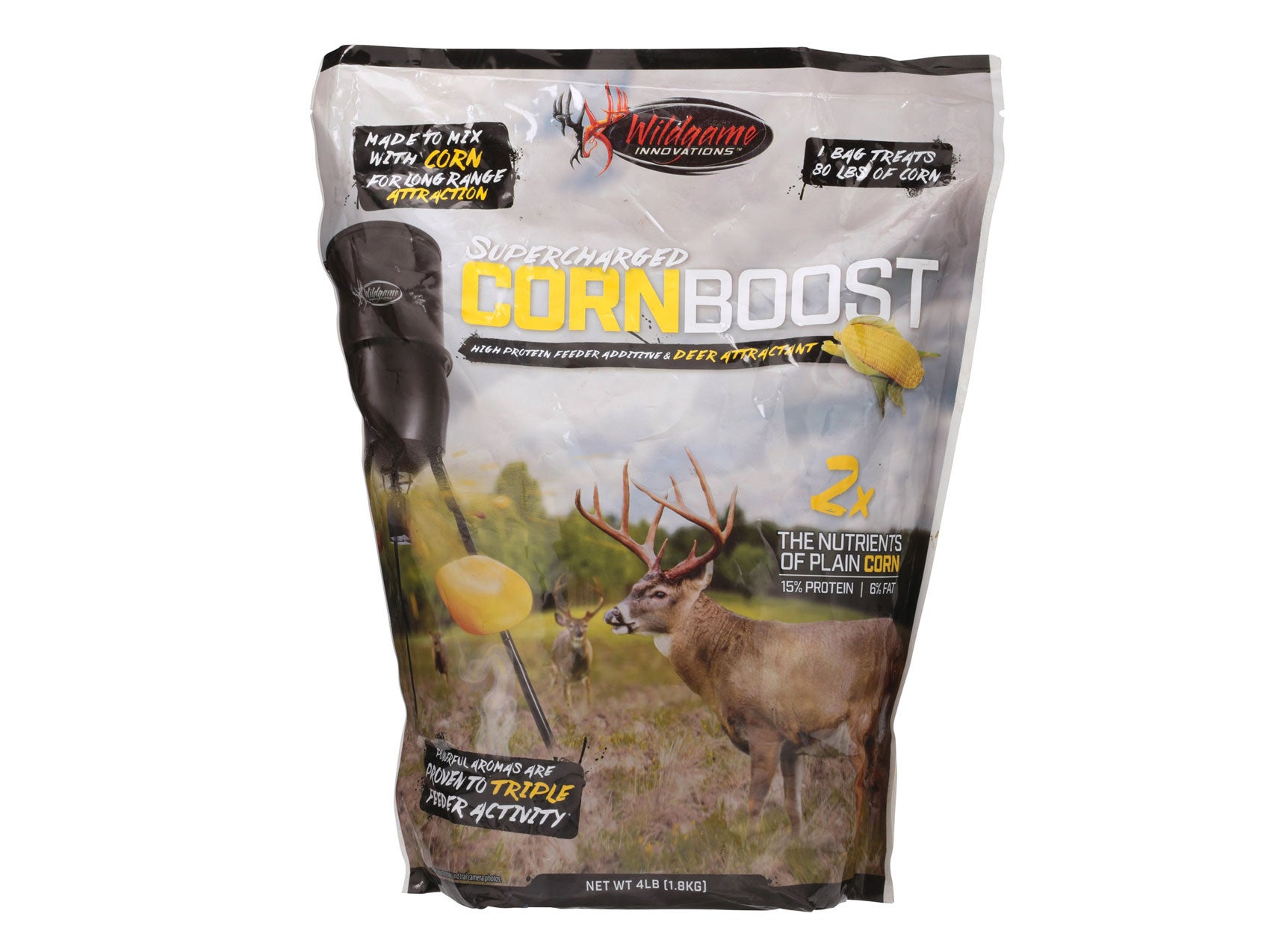 Wildgame Innovations Supercharged Corn Boost Deer