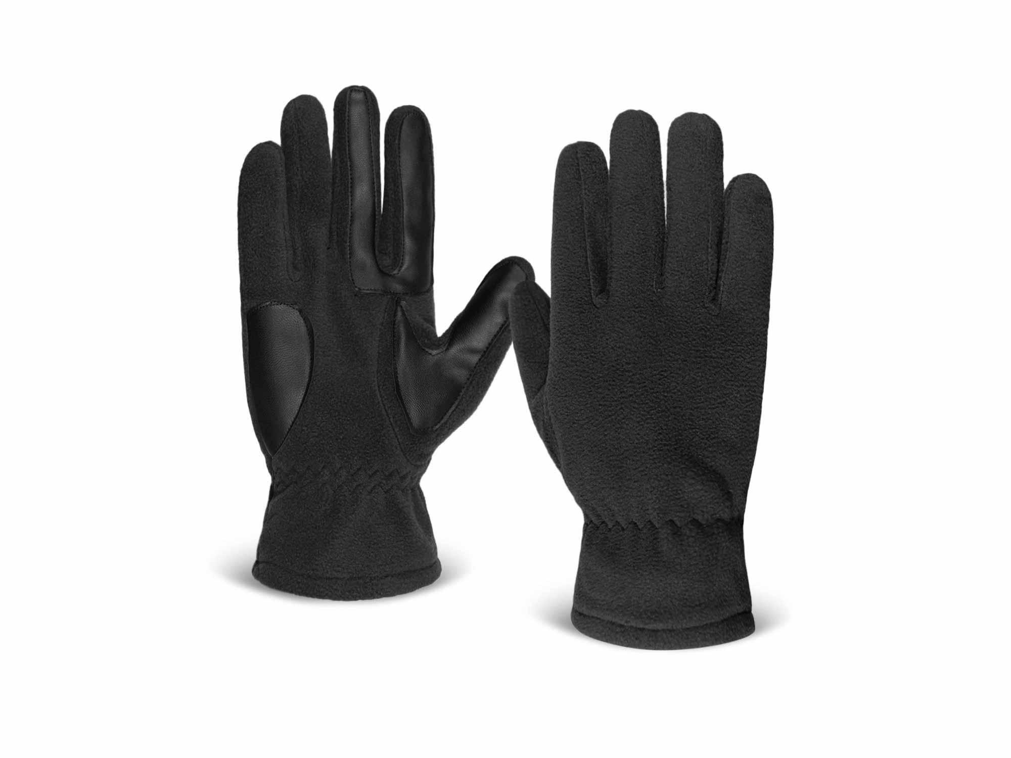 Lethmik fleece gloves