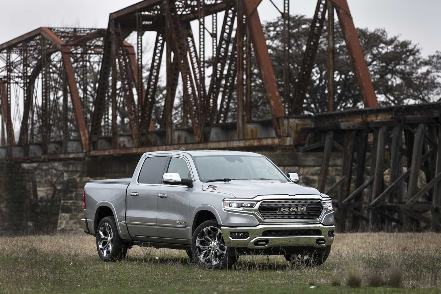 First Look: Ram 1500 EcoDiesel Limited Crew Cab 1500 4×4