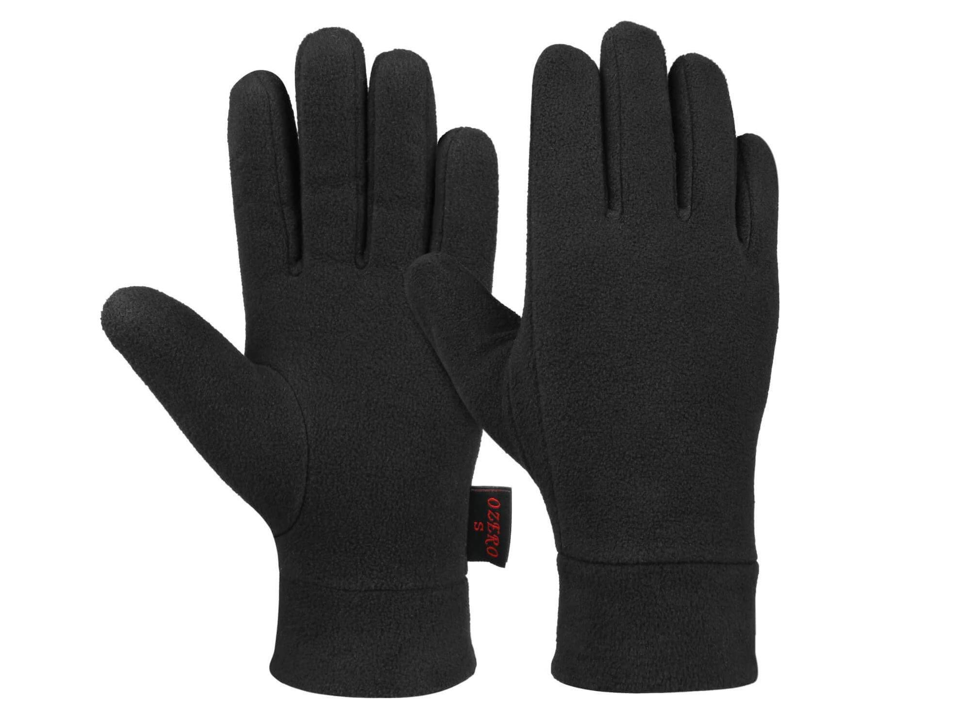 OZERO Windproof Warm Gloves