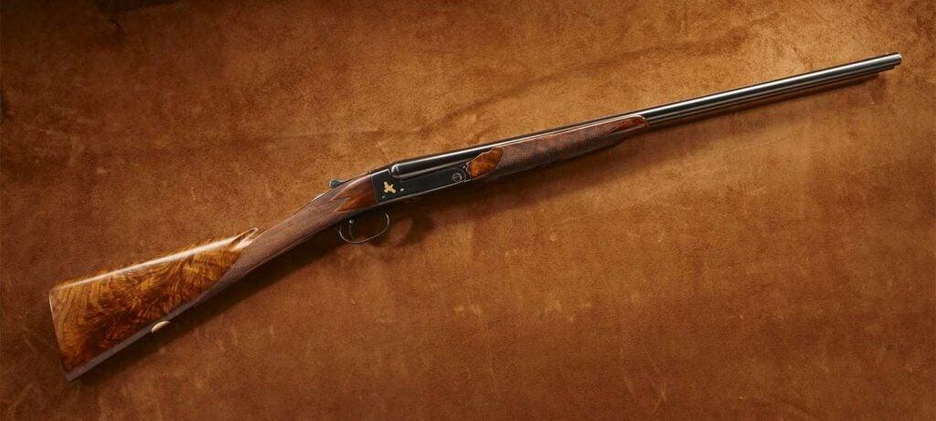 Dwight Eisenhower's Winchester Model 21