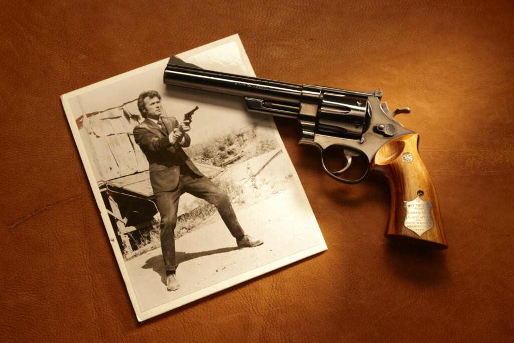 dirty harry .44 smith and wesson