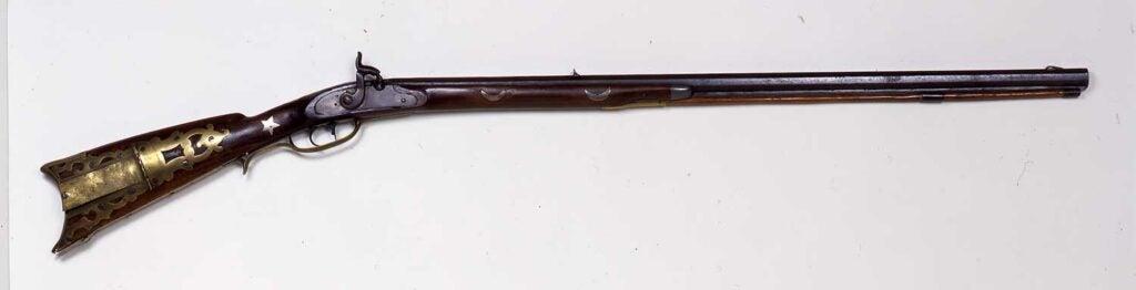 David Crockett's Old Betsy rifle
