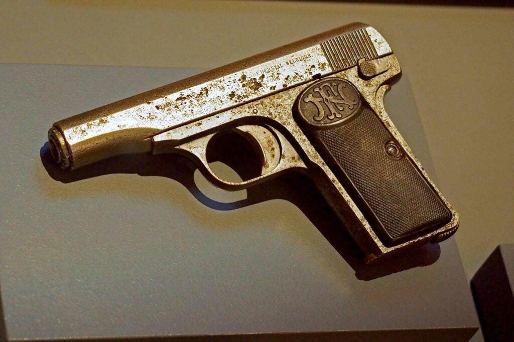 Gavrilo Princip's FN Model 10