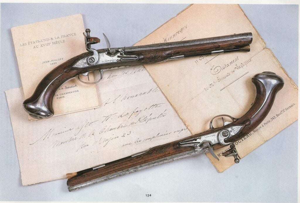 George Washington's Pistols
