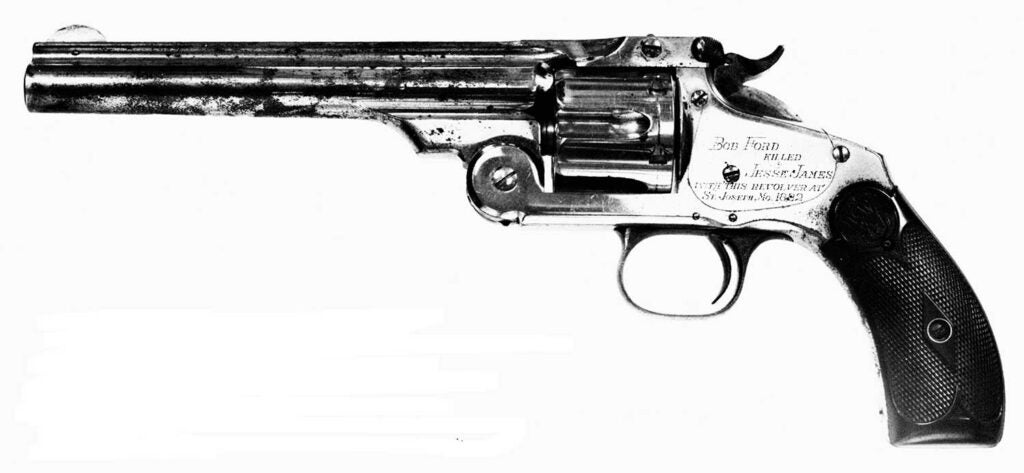 Robert Ford's Pistol