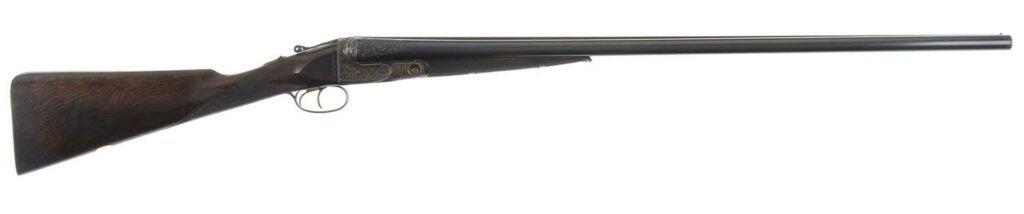 Czar Nicholas II's Parker rifle