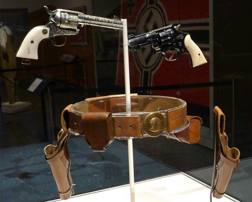 General Patton's Pistols