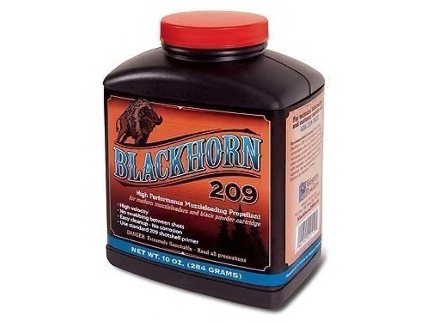 blackthorn loose powders
