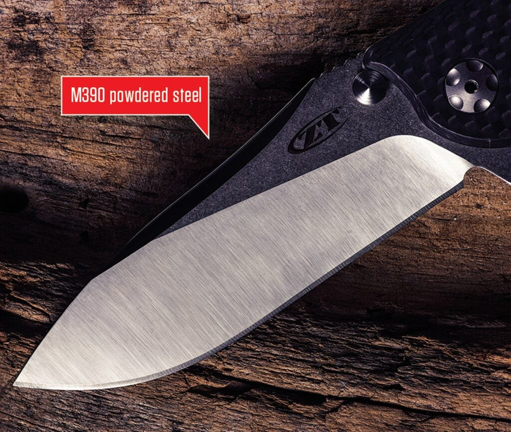 Find the right balance of strength in your knife steel.