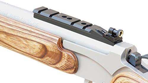 peep e arthur brown precision rifle iron sights