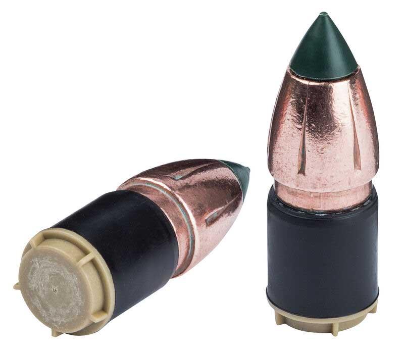Federal's B.O.R. Lock copper bullets
