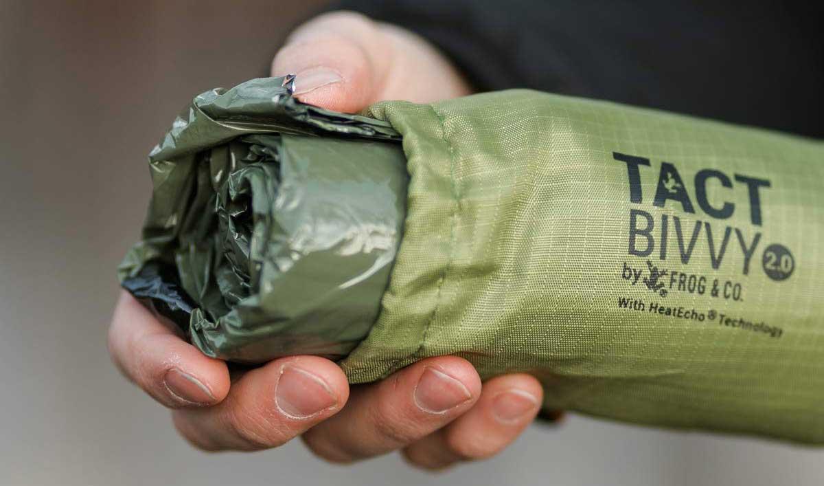 Survival Frog Tact Bivvy 2.0 Emergency Sleeping Bags