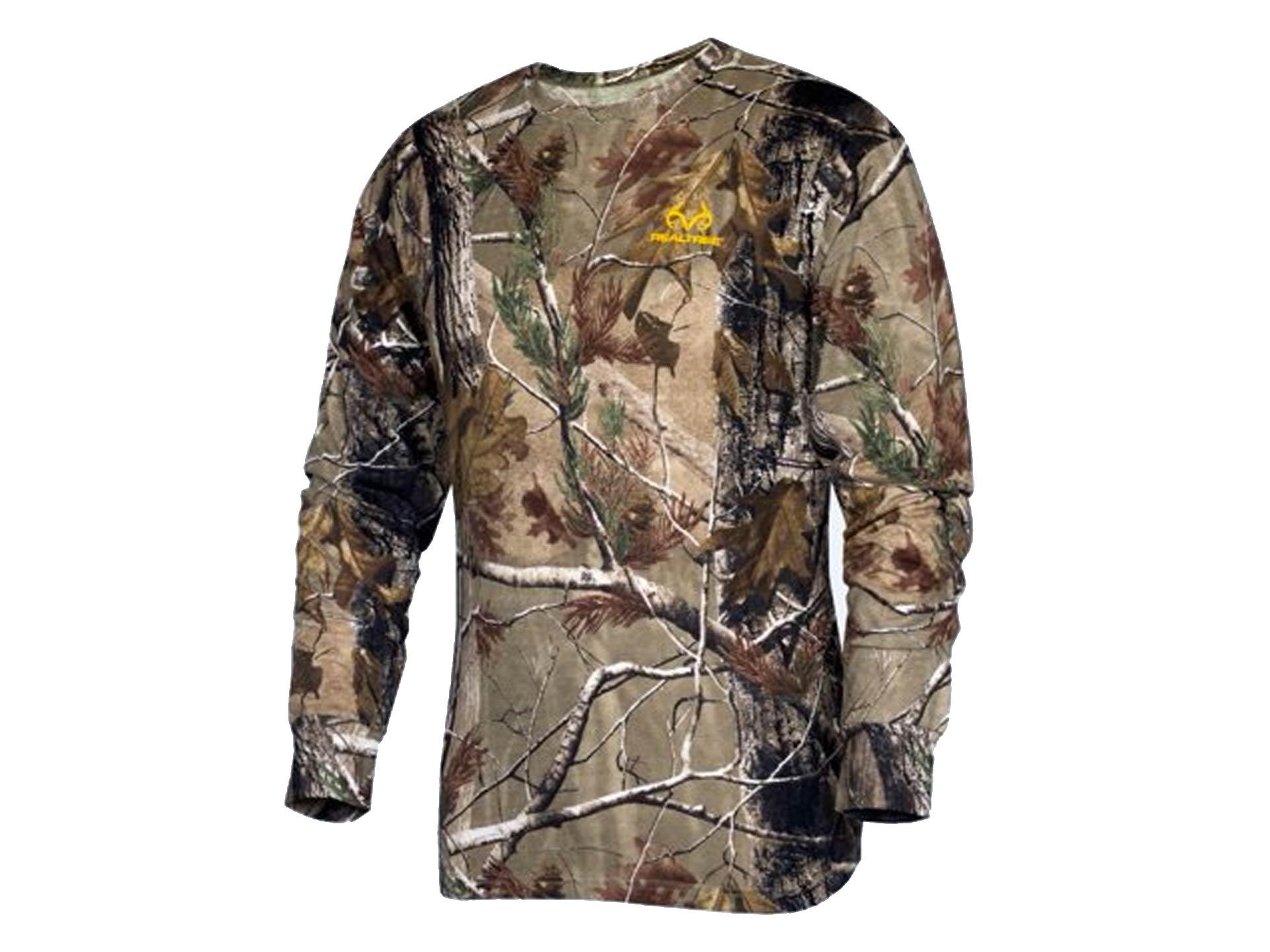Men's Long Sleeve Tee Shirt - Realtree