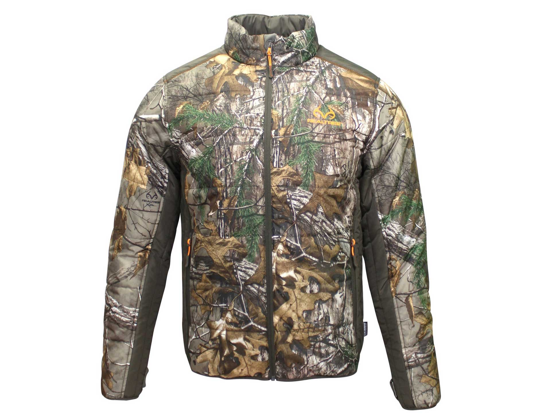 Mossy Oak insulated hunting jacket