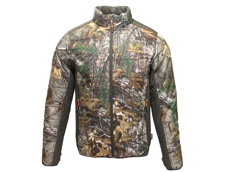 Mossy Oak insulated hunting jacket