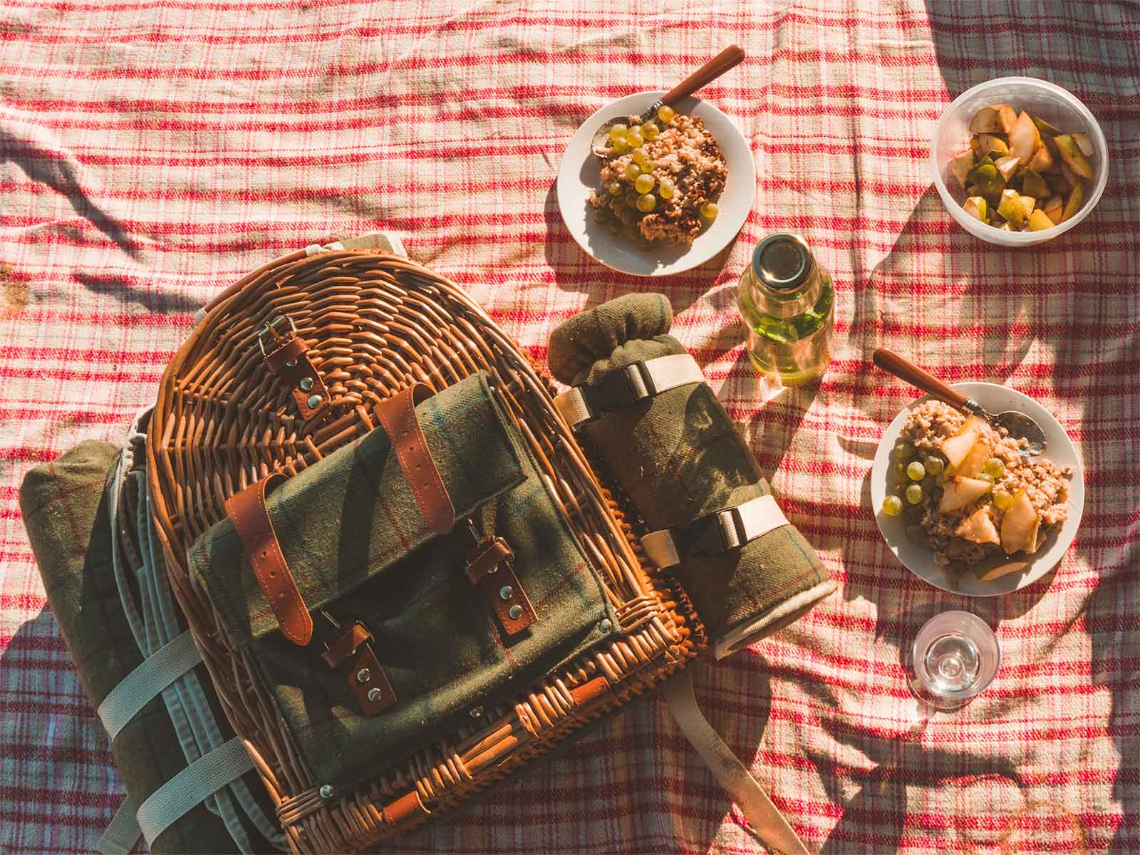 Picnic Like a Pro with the Perfect Picnic Basket