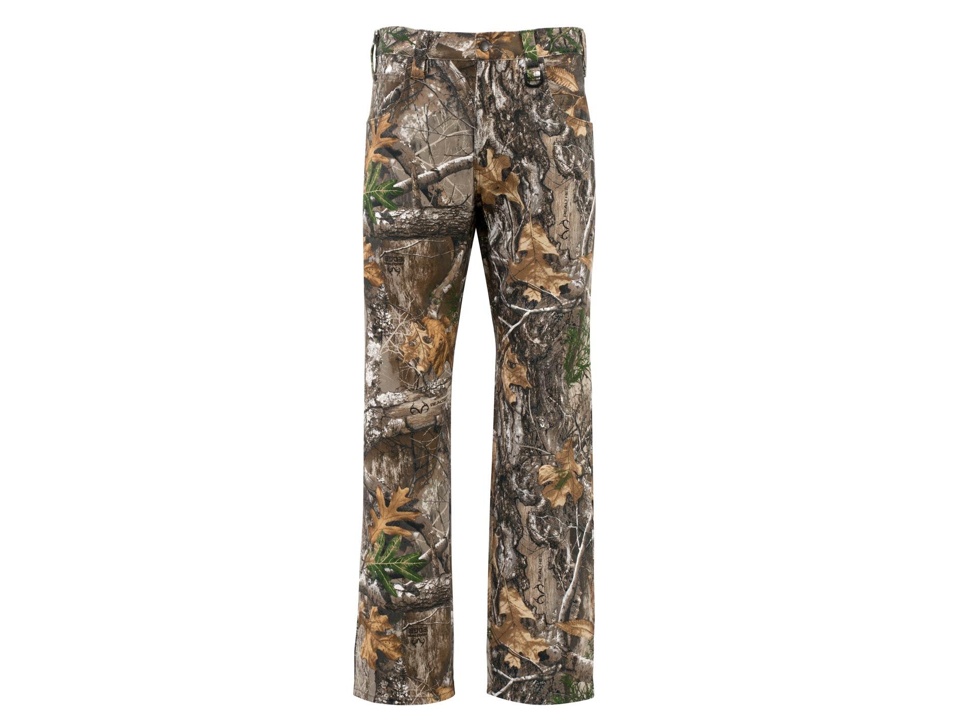 Realtree EDGE camouflage hunting pants