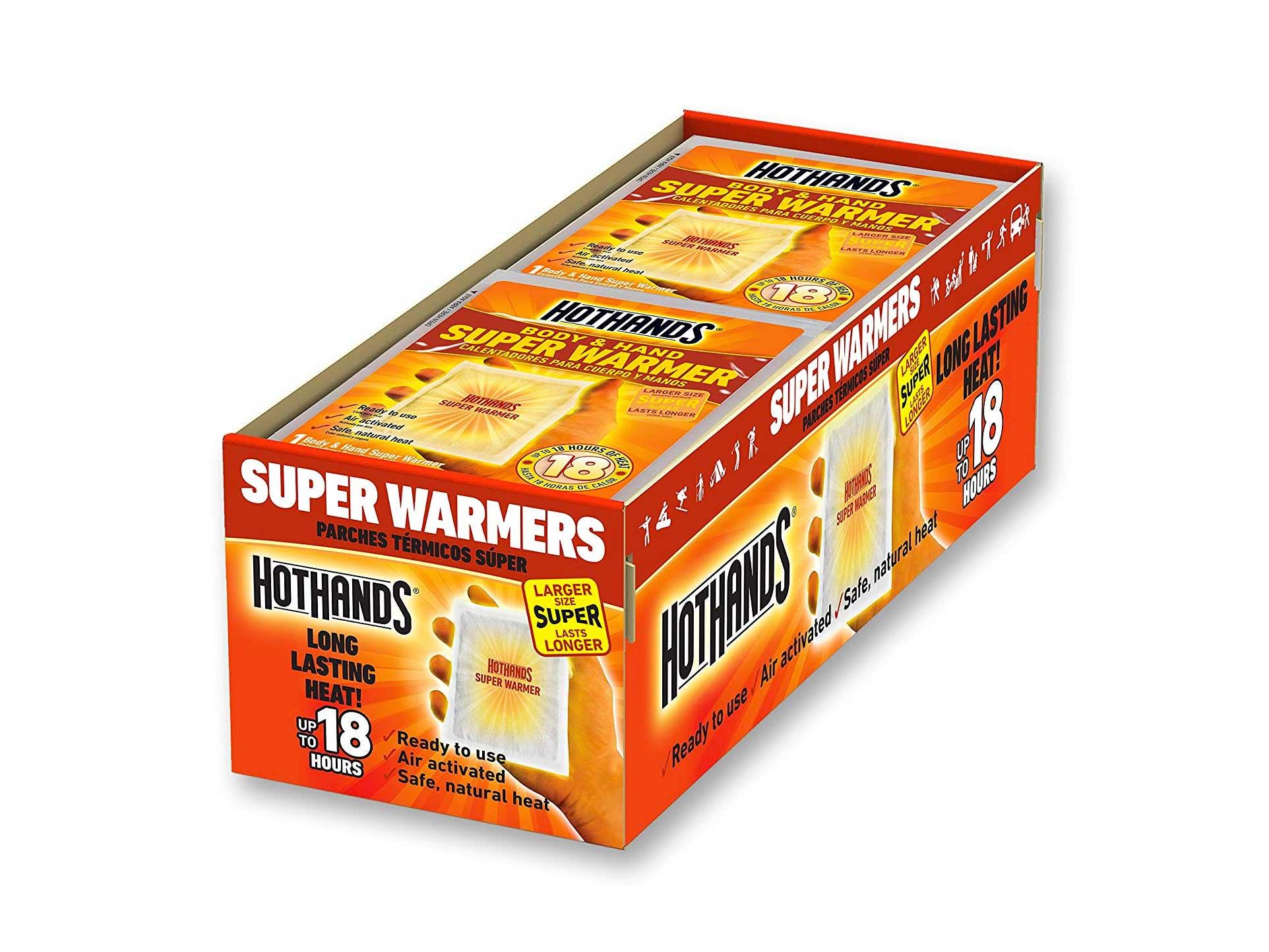HeatMax HotHands Super Warmers