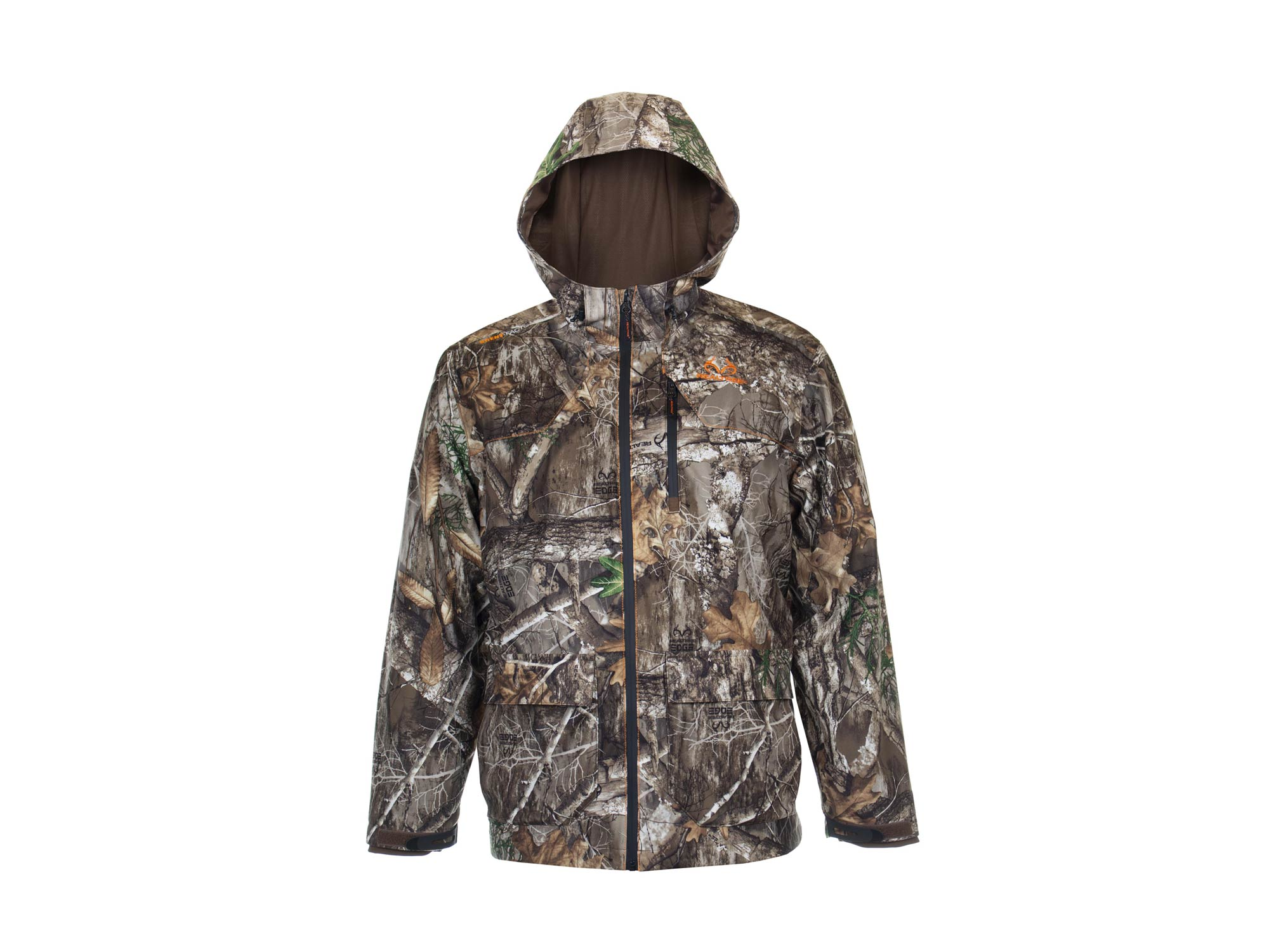 Hunting jacket in Realtree EDGE camouflage