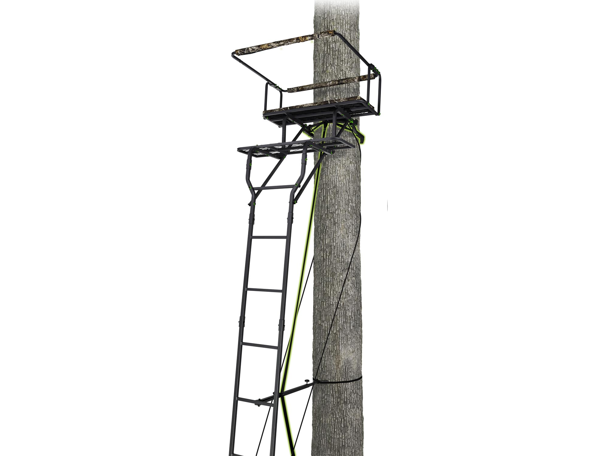 Realtree Two-man treestand