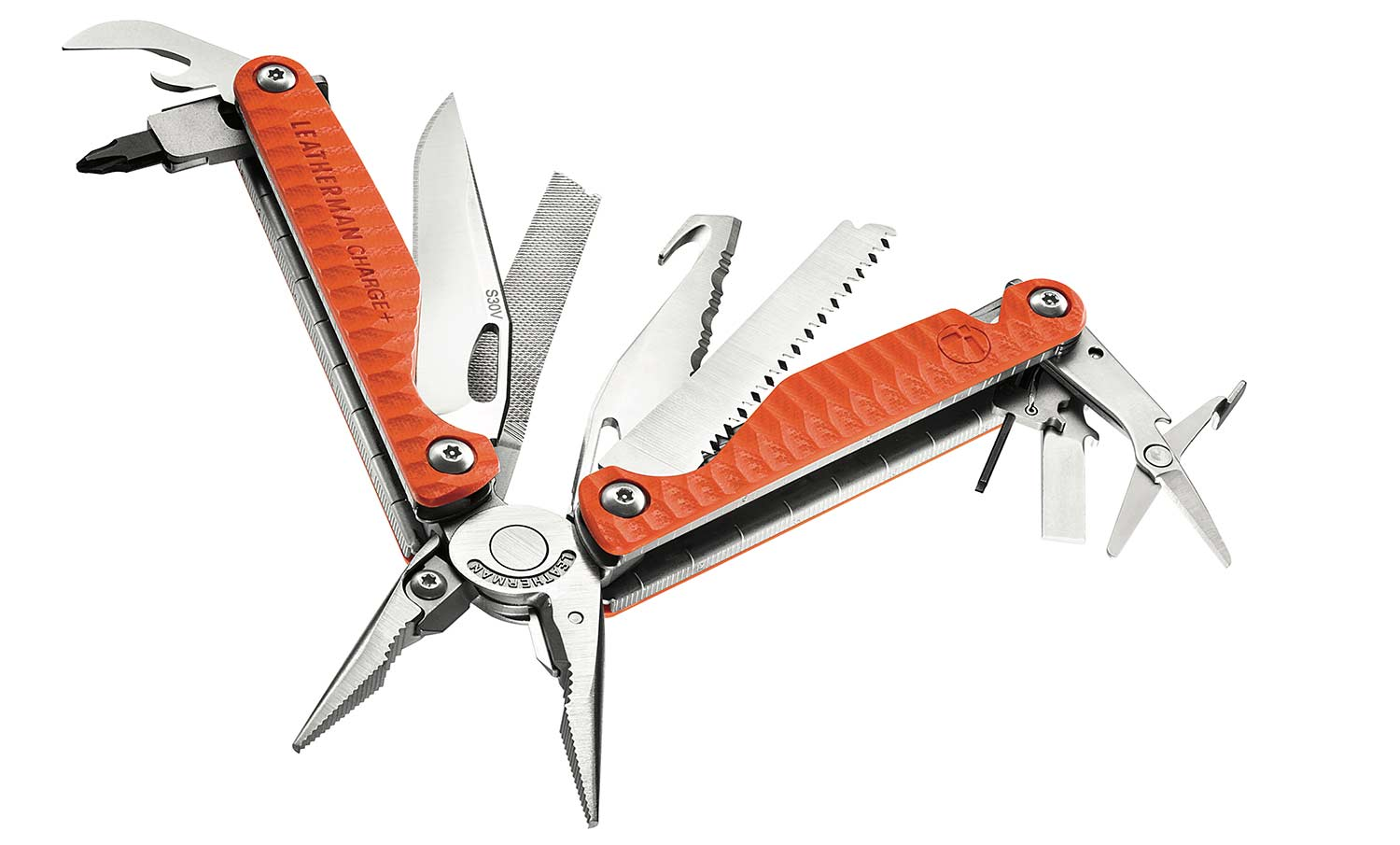 Leatherman Charge+ G10