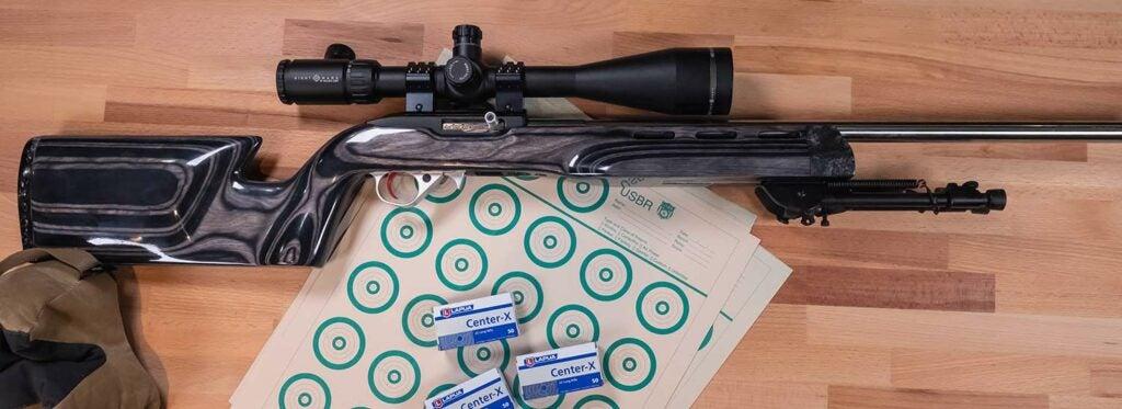 custom rifle build