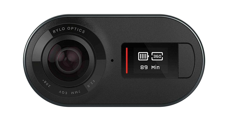 Rylo 5.8K 360-degree Video Camera