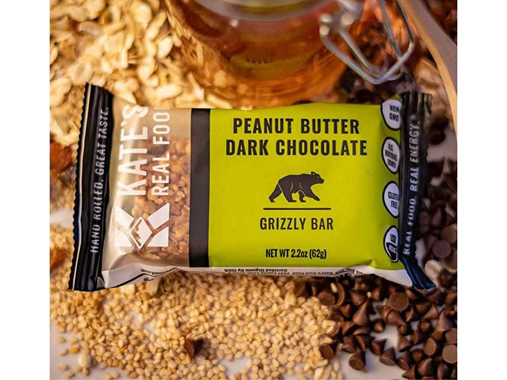 Kate's Real Food Granola Bars