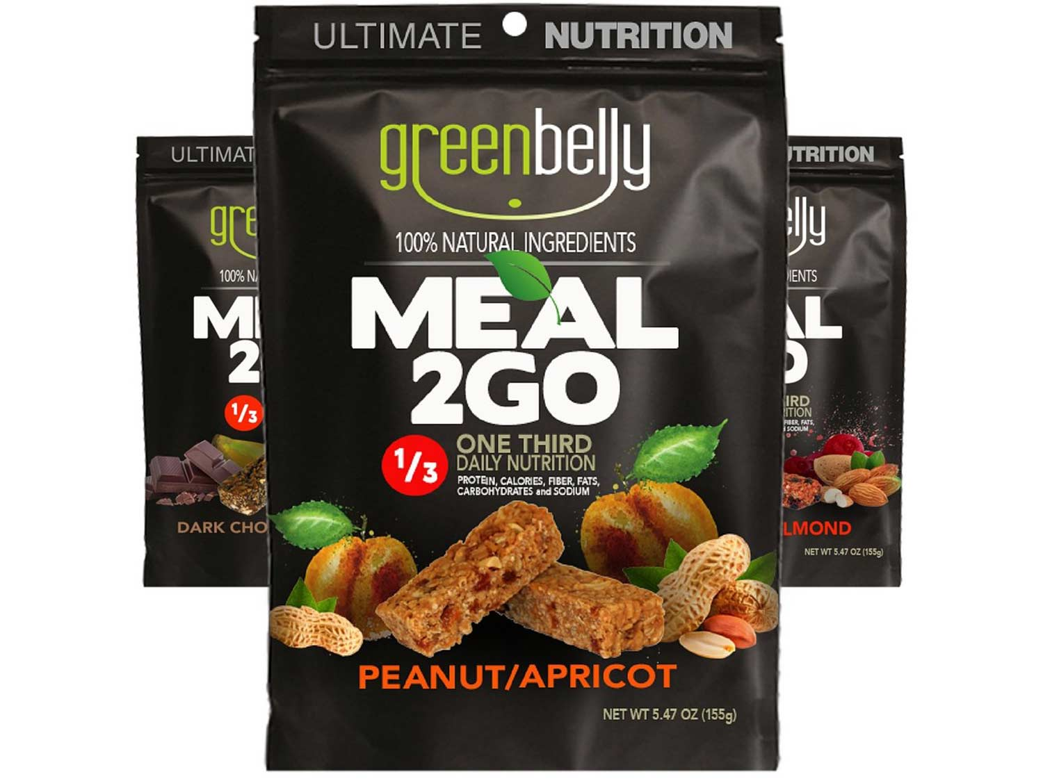 Greenbelly Meal 2 Go