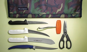 7 Essential Knives and Tools for Butchering Wild Game