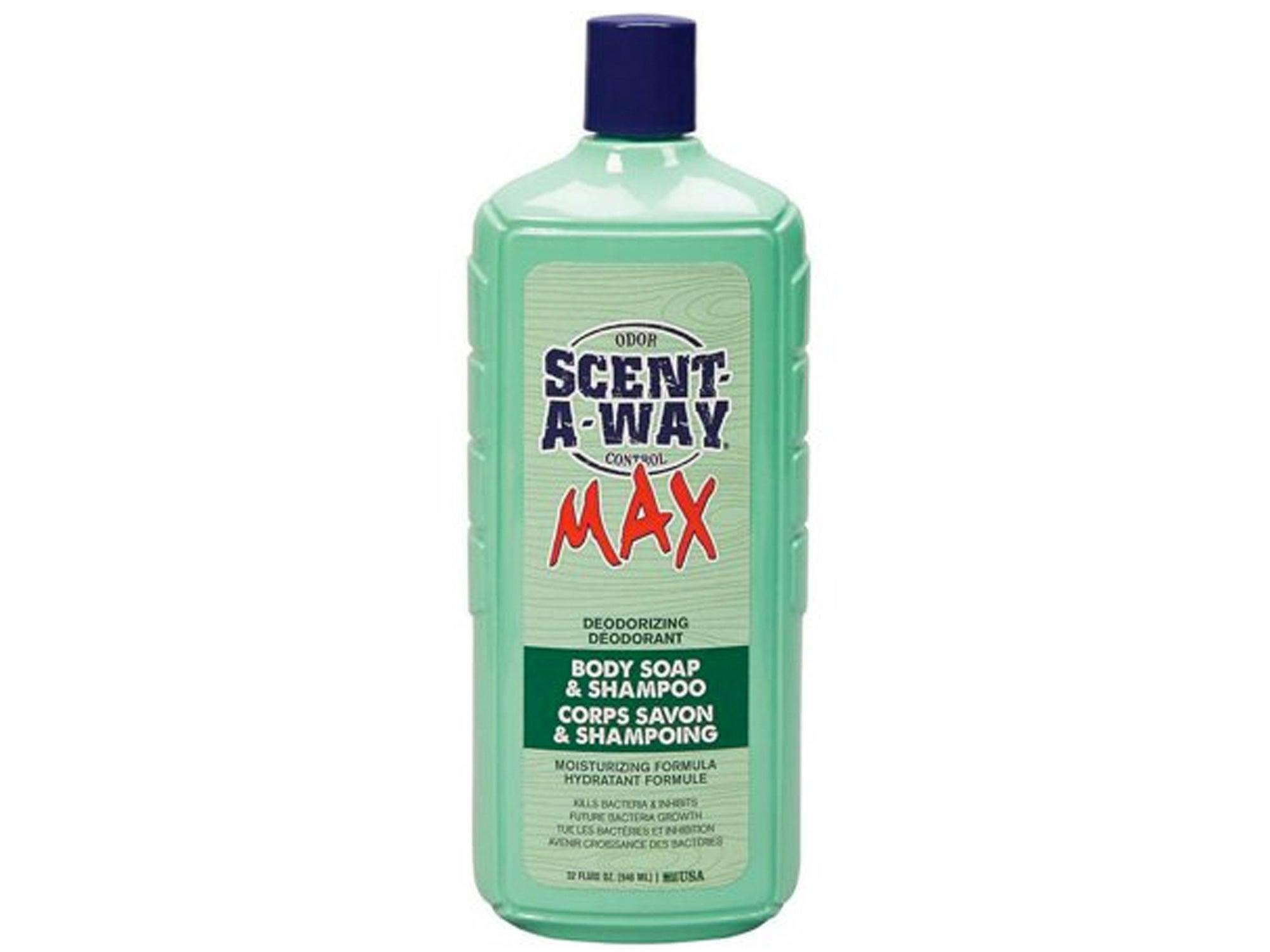Scent-A-Way liquid shampoo