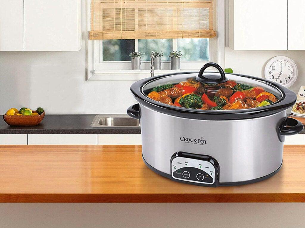 Crock-Pot cooker