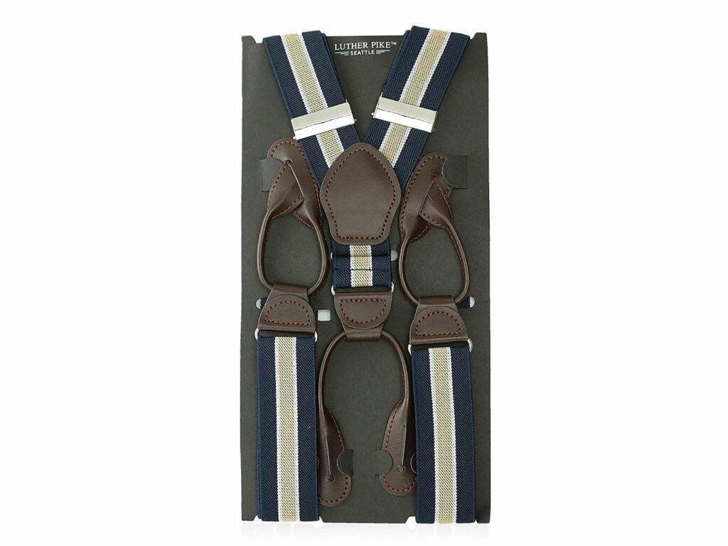 Suspenders Lead