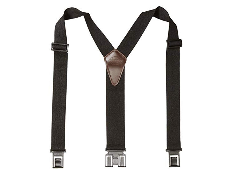 Dickies Heavy Duty Clip Suspenders