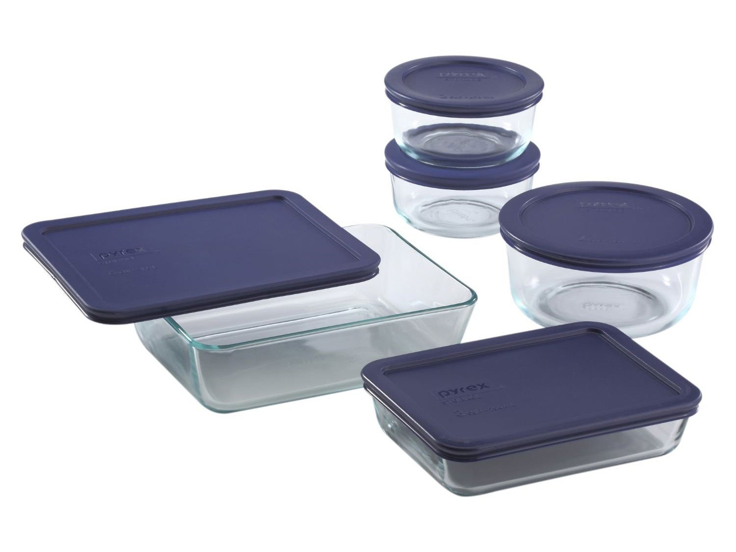 Pyrex Storage Container
