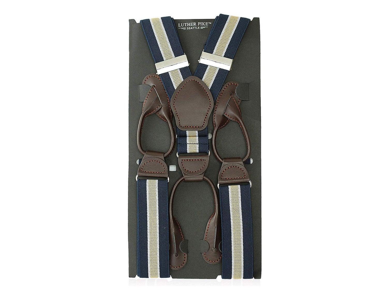 3 Keys to Buying a Pair of Men's Suspenders