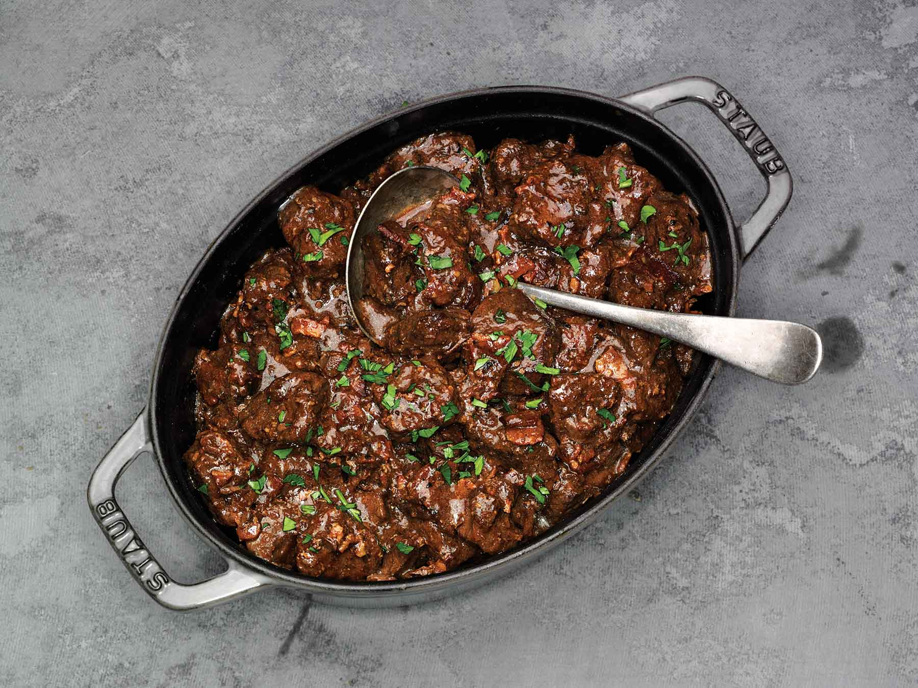 How to Cook Venison Carbonnade