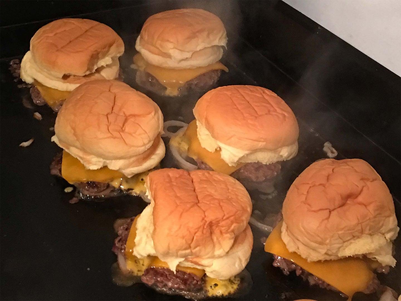 The Best Recipe for Venison Smash Burgers