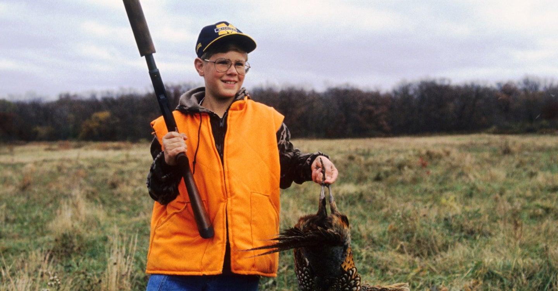 Pass on good gun handling behavior to youth hunters.