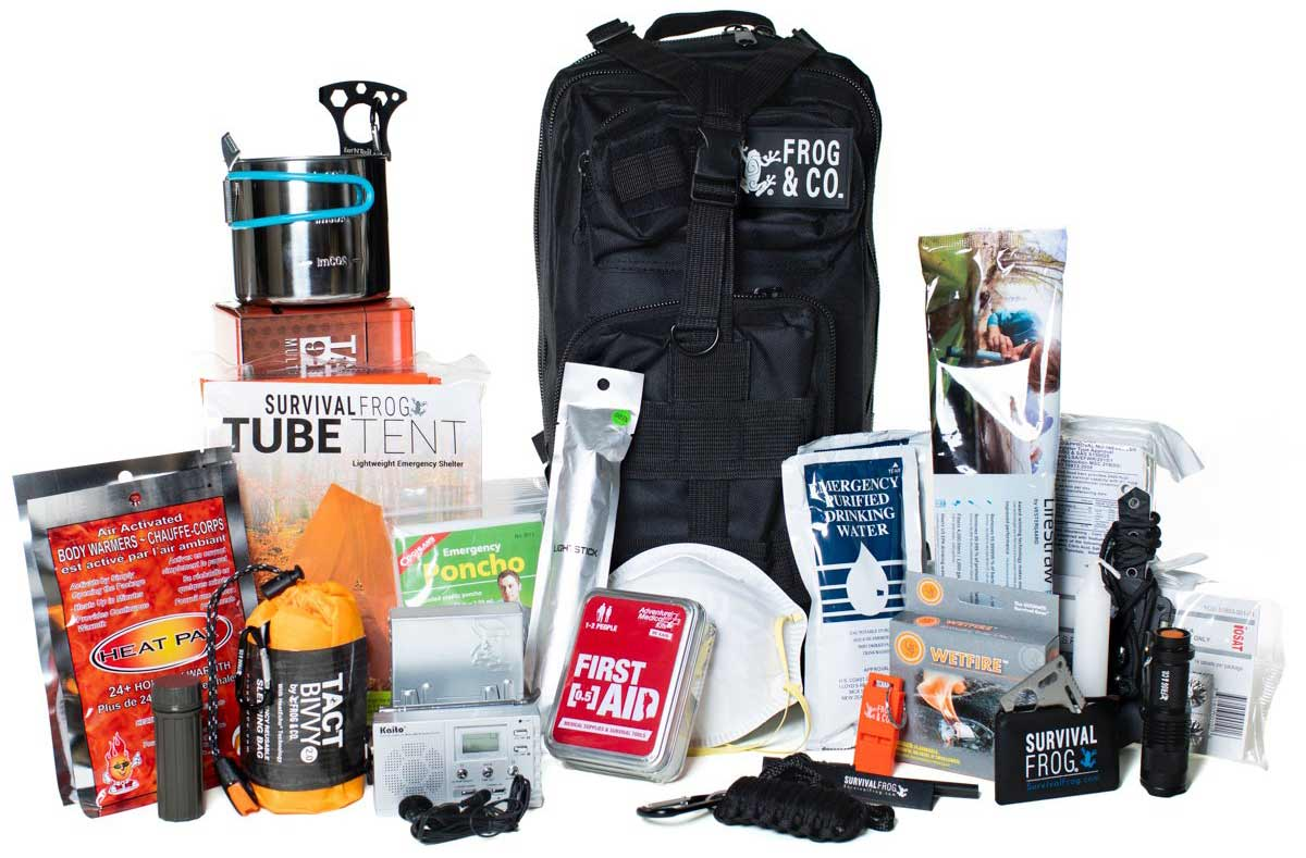 Survival Frog All-in-One Bug Out Bag