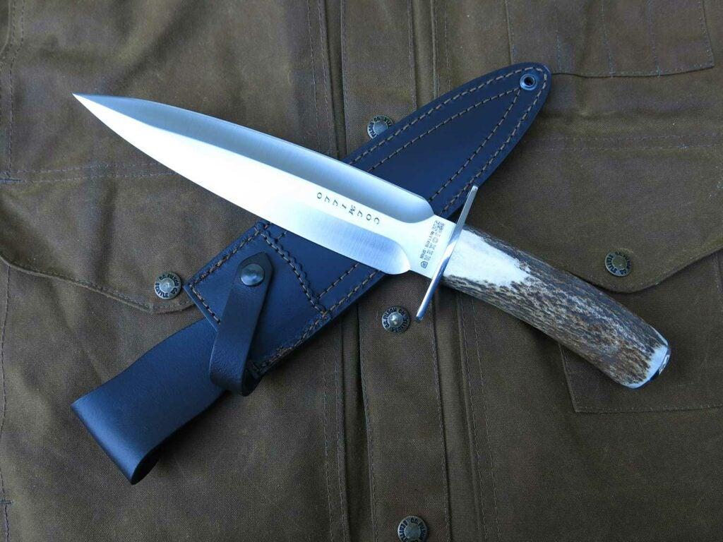 Joker brand blade double edge dagger