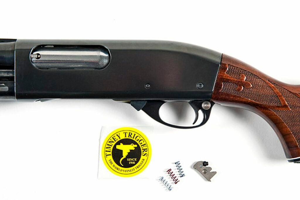 Timney 870 Trigger Fix