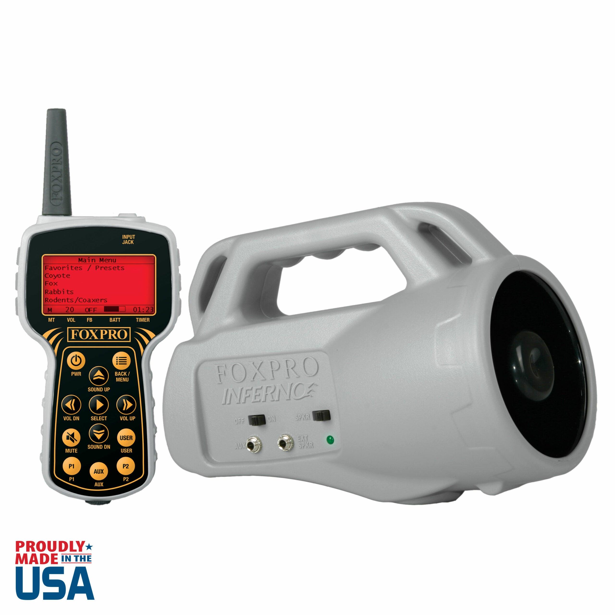 electronic predator call