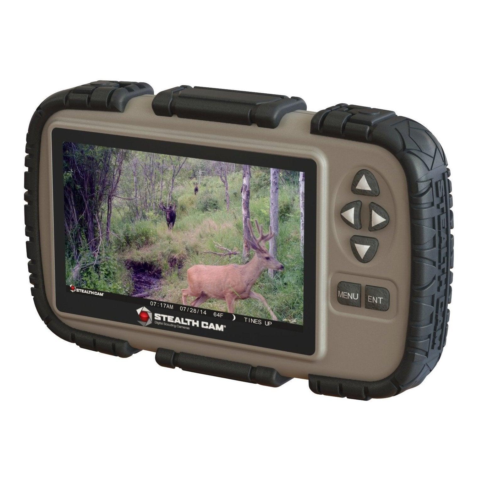 Stealth Cam portable card reader